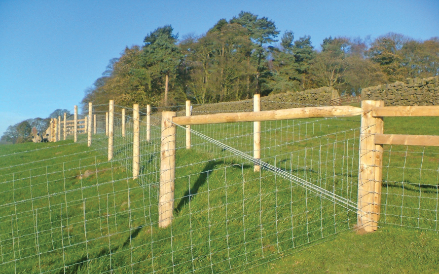 Stock Wire L8 80 15 Hartwells Fencing