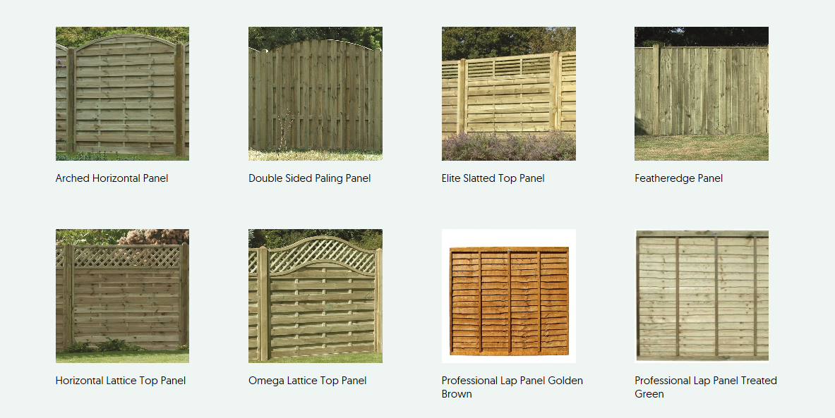 Garden fences, which type is right for you? - Hartwells Fencing